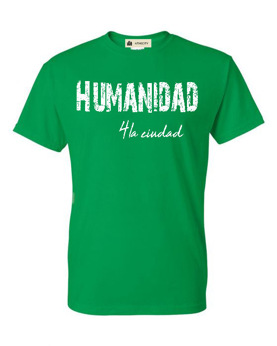 "4TC Bolivia ""Humanity"" T-shirt"