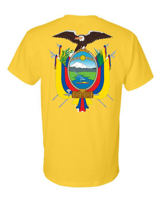"4TC Ecuador ""Humanity"" T-Shirt"