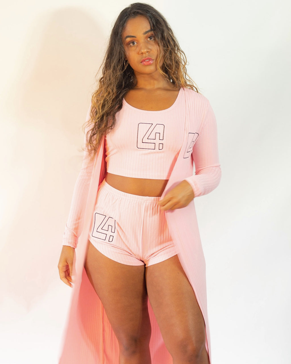 4TC Pink Launderette Wear
