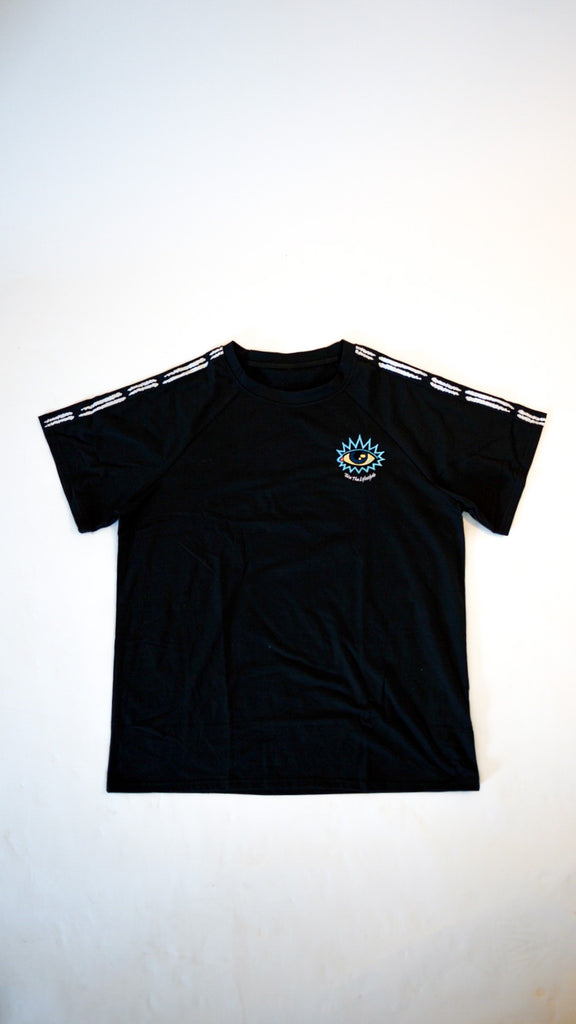 4TC Join the lifestyle Black T-Shirt