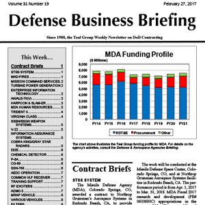 Defense Business Briefing