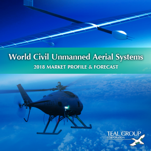 2018 World Civil Unmanned Aerial Systems Market Profile & Forecast