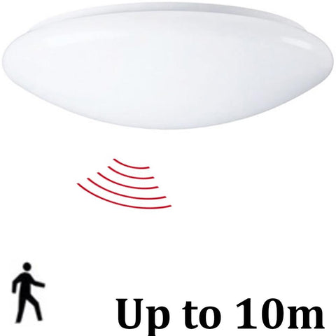 Home Motion Lights: 22w 16 inch 3000k Warm White 1900 Lm UL Canada