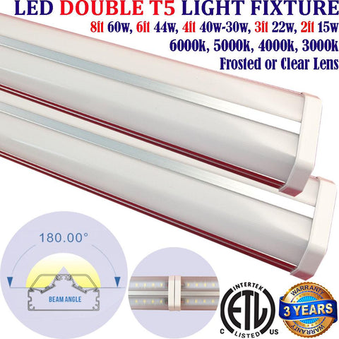 Led Under Cabinet Lighting Hardwired, Canada 2pack 3ft 22w 6000k Kitchen - LED Light Canada
