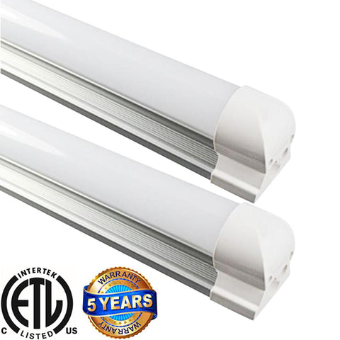 24 inch Led Under Cabinet Light, Dimmable: Canada T8 2pack 9w 6000k - LED Light World