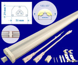 Dimmable Led Tubes, Canada: Led Dimmer+4ft 40w 5000k Garage Shop Linkable - LED Light World