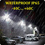 Outdoor Wall Lighting Canada: 150w Led Photocell 5000k Yard Security