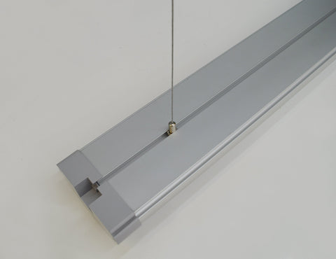 Led Office Ceiling Lights: Dimmable 4ft 60w 6000k Bright