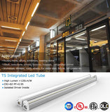 2ft led light fixture: 2ft 7w 3000k Warm White 700 Lm - LED Light World