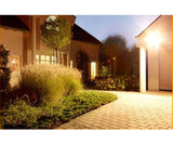 Outdoor Wall Lights: Canada 100w 4000k 2pack Photocell Exterior Yard Garage - LED Light World