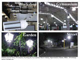 Large Led Bulbs, Canada 100w 2pack 5000k E39 Warehouse Garage Shop Barn - LED Light World