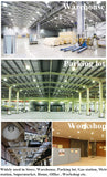 Mogul Base Led Bulb, Canada: 60w 5000k E39 Corn Garage Shop Farmhouse 120V - LED Light World