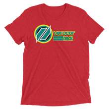 This is the EnergTeal shirt in Lean Red.