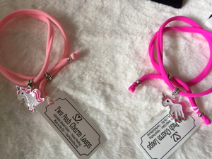 Unicorn on Hot Pink or Sweet Pink