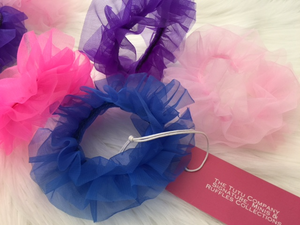 Party Favor Pack - Sweet Pink Tutu Bracelet (Set of 20)