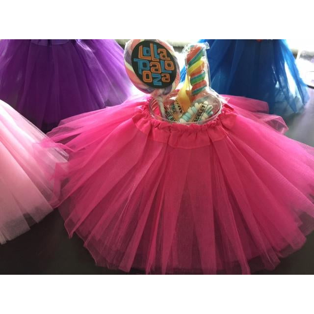 Hot Pink Tutu Centerpiece