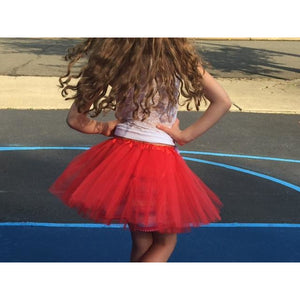 Costume, Event & Dress Up Tutus - Lollipop Red Tutu