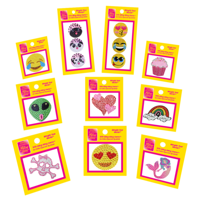 Sticker Bling - Choose your favorite!