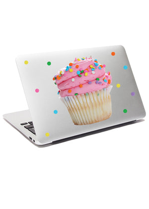 XL Cupcake Decal for Clothing, Wall or Accessories