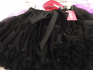 Black Diamond Pettiskirt