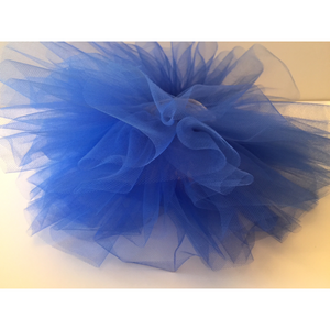 Royal Blue Ballerina Tutu Mini