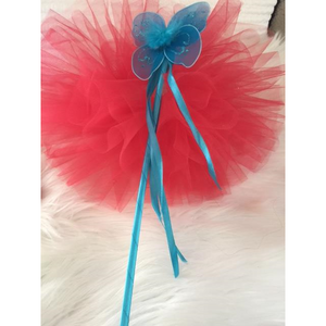 Butterfly Wands For the Princess -CLICK TO SELECT YOUR COLOR