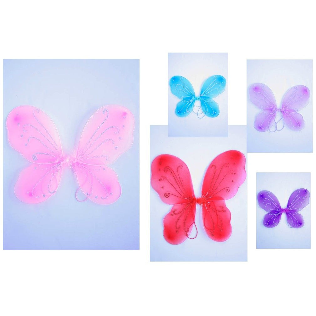 Butterfly Wings - CLICK TO SELECT YOUR COLOR