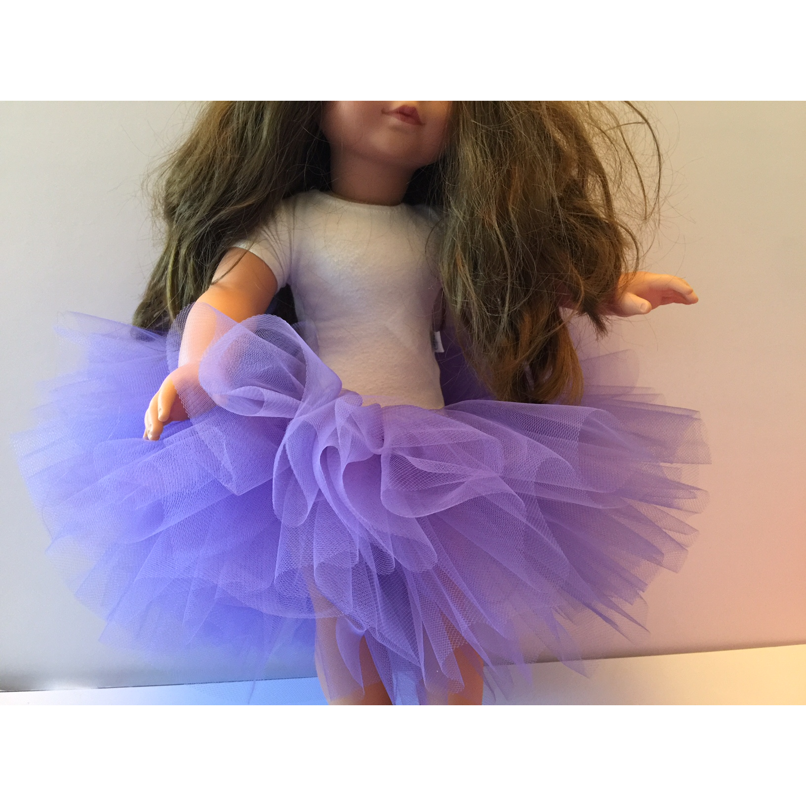 Matching Tutus for your Favorite Dolls - SELECT YOUR COLOR