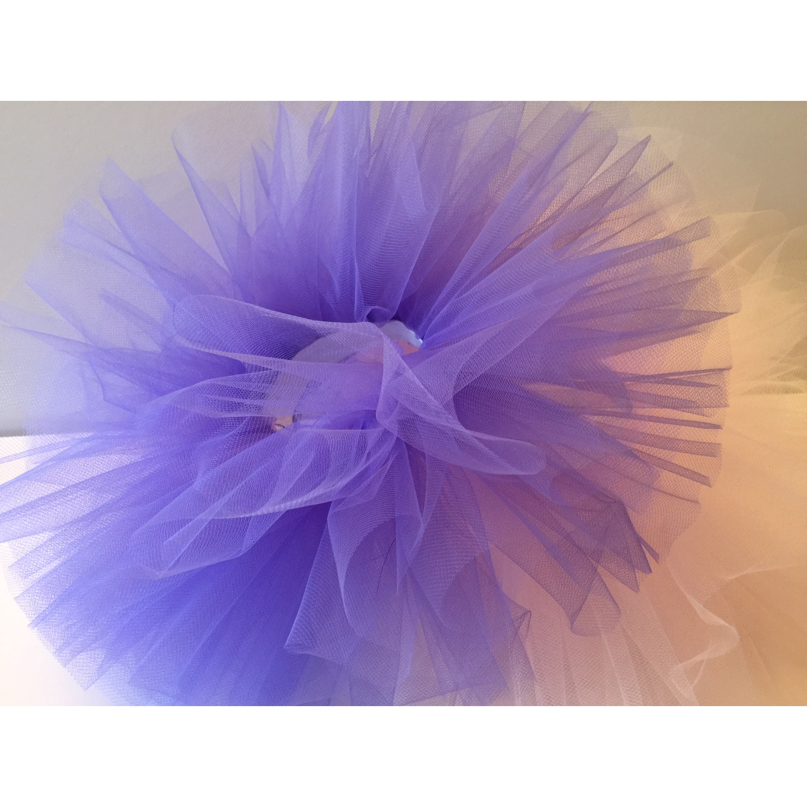 Purple Ballerina Tutu Mini