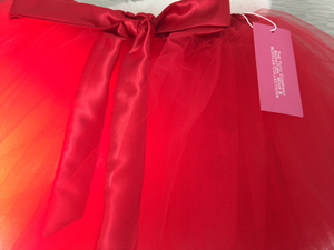 Signature Collection - Red Tutu