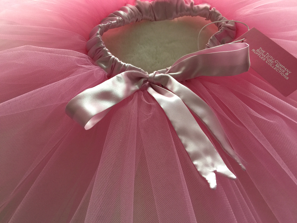 Signature Collection - Sweet Pink Tutu
