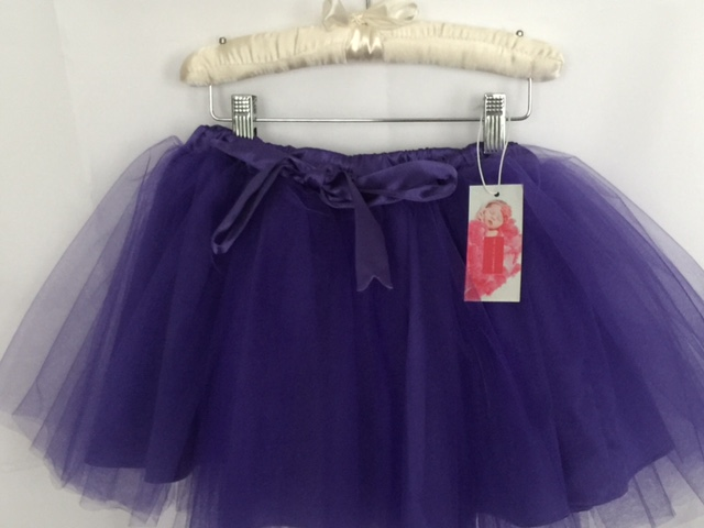 Signature Collection - Deep Purple Tutu + Lining