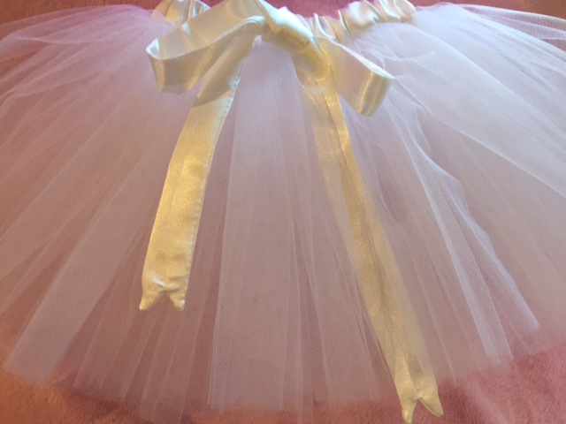 Signature Collection - White Tutu