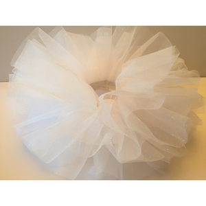 White Ballerina Tutu Mini