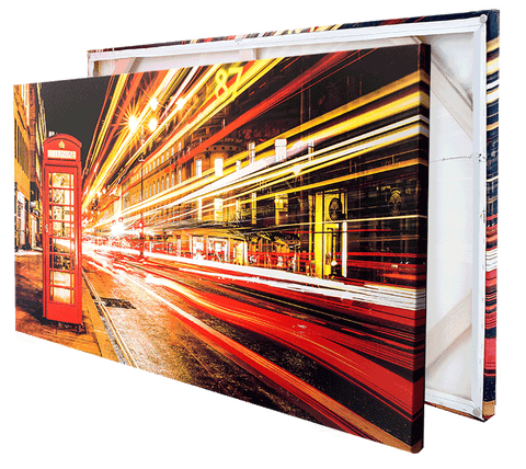 Example of our Stretched Canvas