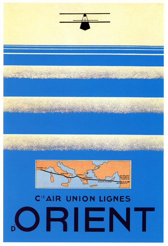Company Air Union Lines of Orient