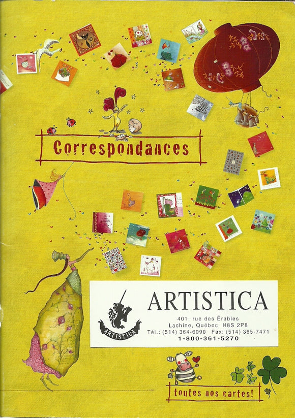 Correspondances - PostCards / Cartes Postales
