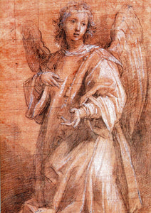 Angel Dressed As A Deacon / Un Ange Vêtu En Diacre, 1684-1764