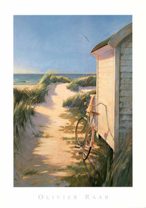 Morning Shadows by Olivier Raab - 20 X 28 inches (Art Print)