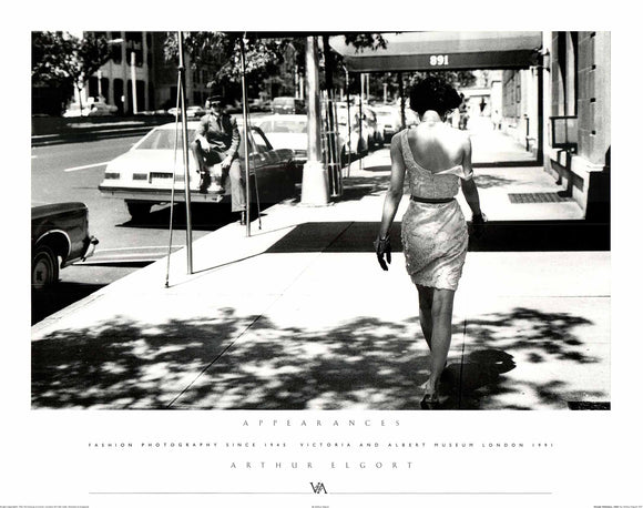 Wendy Whitelow, 1982 by Arthur Elgort - 24 X 30 Inches (Art Print)