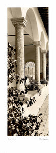Portico, Toscana by Alan Blaustein - 9 X 24 Inches (Art Print)