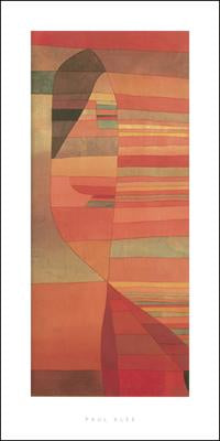 Orpheus, 1929 by Paul Klee - 20 X 40 Inches (Silkscreen / Serigraph)