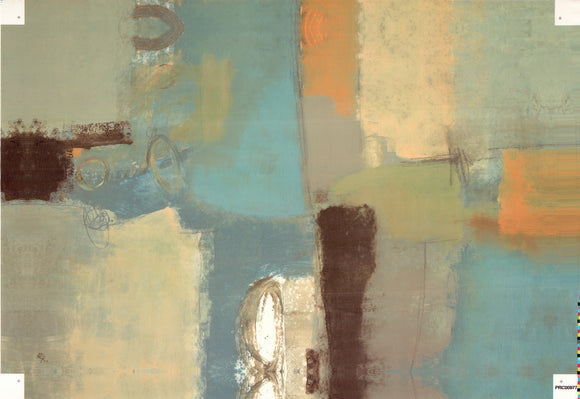 Abstract - 24 X 36 Inches (Canvas Roll or Stretched ready to hang)