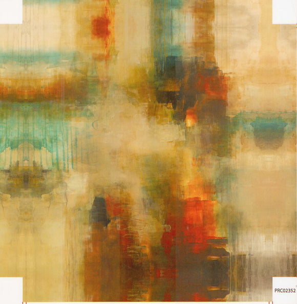 Abstract I - 18 X 18 Inches (Canvas Roll or Stretched ready to hang)