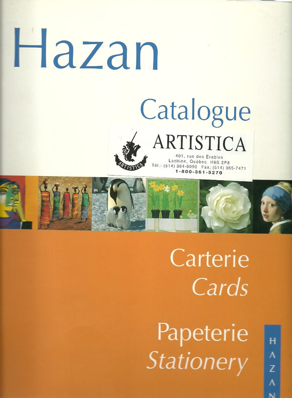 Hazan - Postcards  / Cartes Postales