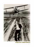 "Cary Grant in ""North by Northwest"" - 24 X 32"" - Fine Art Poster."