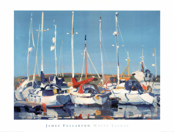 James Fullarton - White Yachts