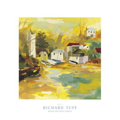 Autumn sunshine (St Anthony) by Richard Tuff - 16 X 16