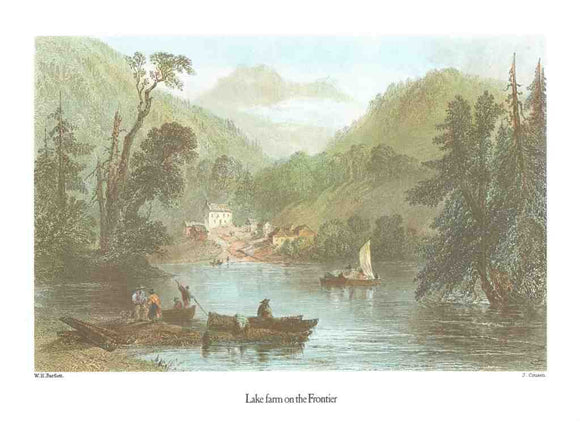 Lake Farm on the Frontier 1842