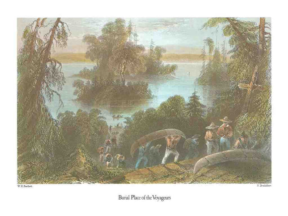 Burial Place of the Voyageurs